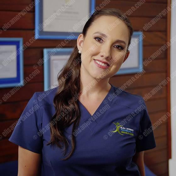 Dra Elisa Moreno - Fisioterapeuta